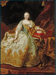 Florentine Diamond Maria Theresia of Austria