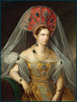 Guntur District Hope Diamond Empress Alexandra Feodorovna 1798-1860