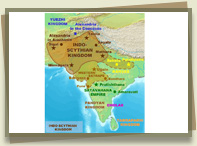 Indo Scythian Kingdom 200bc-400