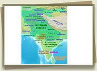 Kushan Empire 30-375AD